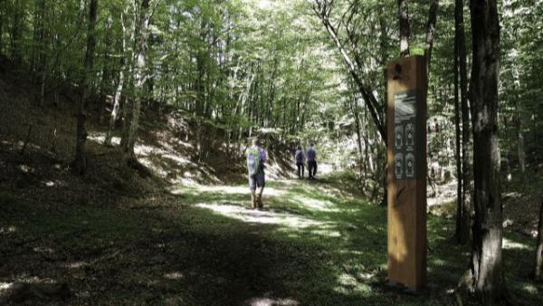 Potpisan Ugovor projekta uređenja poučne staze Crkveni jarak na Moslavačkoj gori